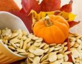 Гарбузове насіння - корисні, шкідливі властивості і народні рецепти фото