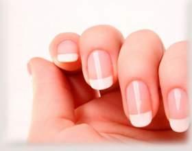 Зміцнення нігтів в домашніх умовах фото