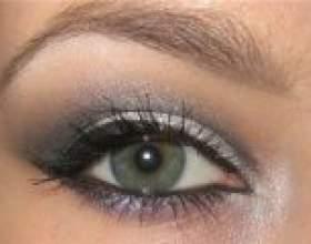 Варіанти макіяжу для темно-зелених і сіро-зелених очей фото