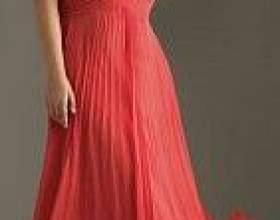 Вечірні сукні для повних жінок. Фото фото