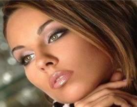 Вечірній макіяж для карих очей і макіяж для блакитних і зелених фото