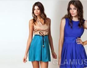 Весняні сукні 2012 фото