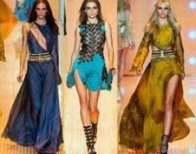Відео-огляд і фото-підбірка модних тенденцій весни-літа 2013 фото