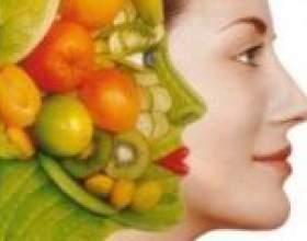 Вітаміни: а, з, е для шкіри обличчя, крему з цими вітамінами. Способи застосування вітамінів для особи фото