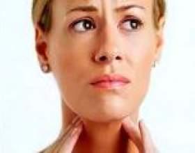 Запалення лімфовузлів на шиї - причини, симптоми і способи лікування фото