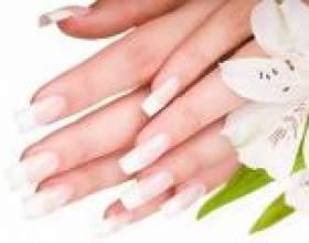 Відновлення і зміцнення нігтів в домашніх умовах фото